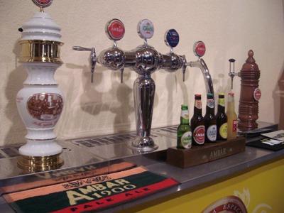 Exposición La cerveza un clásico (Archivo documental de La Zaragozana)