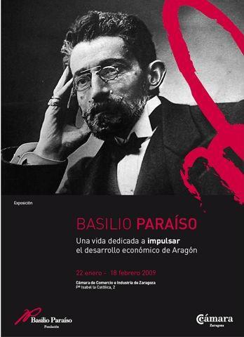 Presentación de la Fundación y Exposición sobre BASILIO PARAÍSO
