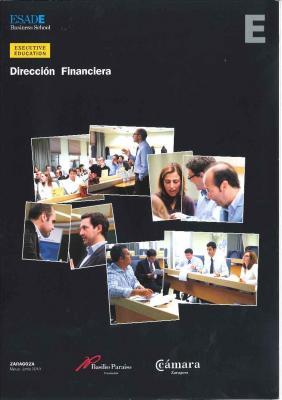 Programa de Dirección Financiera