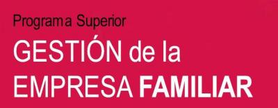 Programa Superior de Gestión de la Empresa Familiar