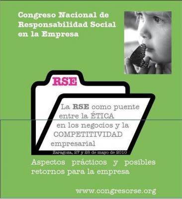 Congreso Nacional de Responsabilidad Social en la Empresa.