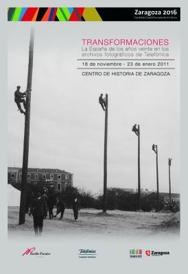 Transformaciones. La España de los años veinte en los Archivos Fotográficos de Telefónica