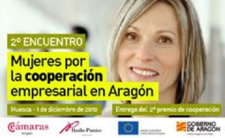 2º Encuentro de mujeres por la cooperación empresarial en Aragón
