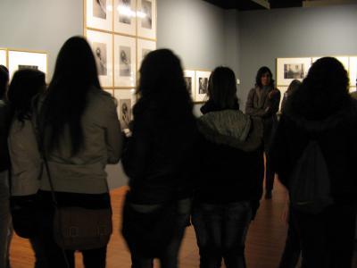 Visita a la Exposición Transformaciones