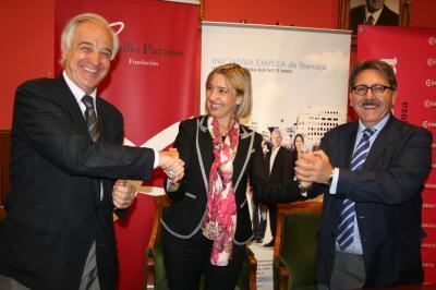 IberCaja, la Fundación Basilio Paraíso y las Cámaras de Aragón se unen para favorecer la inserción laboral de mayores de 45 años
