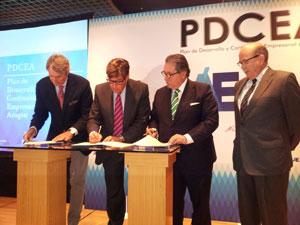 Plan de Desarrollo y Continuidad Empresarial en Aragón