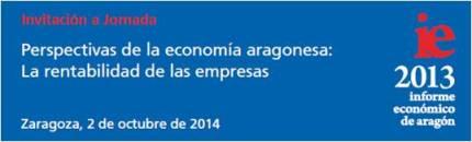 Jornada: Perspectivas de la Economía Aragonesa